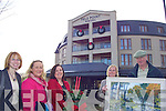 4663-4669.Xmas Fair - Organisers and Artists hoping for a repeat of last year successful Arty Bits Christmas Arts & Crafts Fair. This years fair will be held in The Fels Point Hotel on Sunday 7th Dec l/r  Anuska Wolf, Antique Goldsmith, Georgina Maher, Arty Bits, Suzanne Raggett, Kerry Wedding Flowers, Jacqui Dowling, Fels Point Hotel and Michael O'Reagan, The Snuggie Gallery....................................................................... ............   Copyright Kerry's Eye 2008