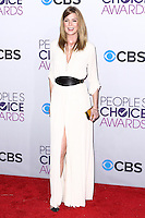 LOS ANGELES, CA - JANUARY 09: Ellen Pompeo arrives at the 39th Annual People's Choice Awards held at Nokia Theatre L.A. Live on January 9, 2013 in Los Angeles, California.  Credit: MediaPunch Inc. /NORTEPHOTO