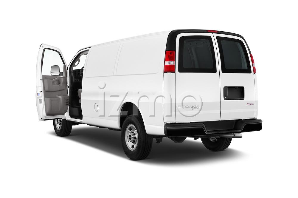 Car images of 2016 GMC Savana-Cargo Work-Van-2500 4 Door Cargo Van Doors