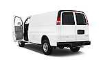 Car images of 2016 GMC Savana-Cargo Work-Van-2500 4 Door Cargo Van Doors