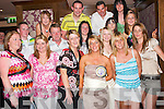 CELEBRATING: Laura OKeeffe, Shanakill (2nd from left) celebrated her 40th birthday last Friday night in The Blasket Inn, Tralee, surrounded by family and friends..