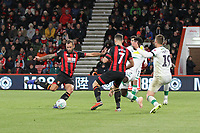 Steve Cook of Bournemouth scores the second goal for Bournemouth during AFC Bournemouth vs Norwich City, Caraboa Cup Football at the Vitality Stadium on 30th October 2018