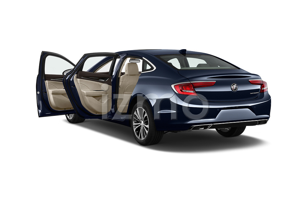 Car images close up view of a 2019 Buick LaCrosse Essence 4 Door Sedan doors
