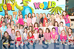 3620-3624.---------.Rose Buds.---------.All this years 50th Rose of Tralee Festival rose buds were treated to free fun at Toby World Manor West Tralee last Friday evening compliments of Garry,Ken,Catherine and Emer Tobin.