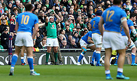 Saturday 10th February 2018 | Ireland vs Italy<br /> <br /> Rory Best during the Six Nations Rugby Championship match between Ireland and Italy at the Aviva Stadium, Lansdowne Road,  Dublin Ireland. Photo by John Dickson / DICKSONDIGITAL