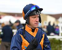 Jockey Robbie Power during Horse Racing at Wincanton Racecourse on 5th December 2019