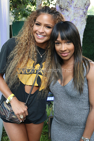 CULVER CITY, CA - JUNE 25, 2016 Cassie & Malika Haqq attend Epic Fest at Sony Pictures Studio, June 25, 2016 in Culver City, CA. Photo Credit: Walik Goshorn / Media Punch