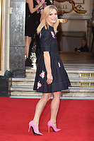 Emelia Fox<br /> arrives for the The Prince&rsquo;s Trust Celebrate Success Awards 2017 at the Palladium Theatre, London.<br /> <br /> <br /> &copy;Ash Knotek  D3241  15/03/2017