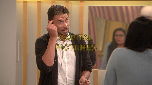 Celebrity Big Brother, Summer 2016, Day 23<br /> Ricky Norwood<br /> *Editorial Use Only*<br /> CAP/KFS<br /> Image supplied by Capital Pictures