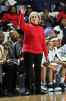 UVa women's basketball head coach Debbie Ryan