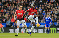 Paul Pogba of Manchester United during the Premier League match between Leicester City and Manchester United at King Power Stadium on February 3rd 2019 in Leicester, England. (Photo by Leila Coker/phcimages.com)<br /> Foto PHC Images / Insidefoto <br /> ITALY ONLY