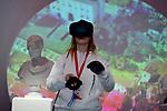 Presentazione di Google grand tour d'Italia, Virginia Raggi