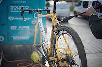 bike clean<br /> <br /> Vlaamse Druivencross Overijse 2013