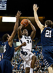 2012 Nevada Basketball vs Yale