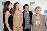 LOS ANGELES - DEC 4: Hailee Steinfeld, Hilary Swank, Fred Savage, June Lockhart at The Actors Fund's Looking Ahead Awards at the Taglyan Complex on December 4, 2014 in Los Angeles, California