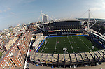 Aerial view of Cardiff Arms Park<br /> <br /> 20.08.13<br /> <br /> &copy;Steve Pope-Fotowales