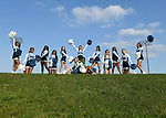 9-17-19, Skyline High School pompon squad