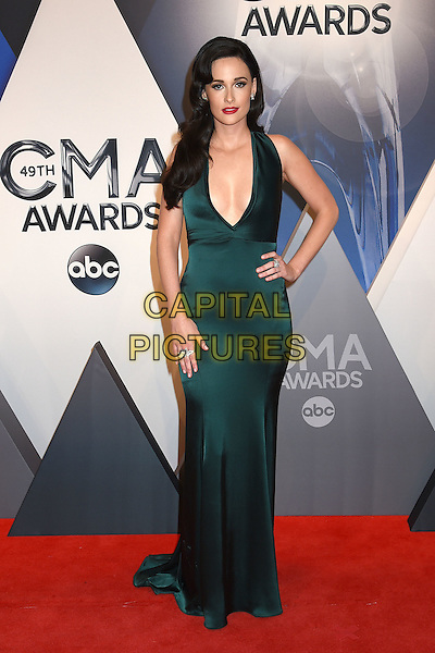 4 November 2015 - Nashville, Tennessee - Kacey Musgraves. 49th CMA Awards, Country Music's Biggest Night, held at Bridgestone Arena. <br /> CAP/ADM/LF<br /> &copy;LF/ADM/Capital Pictures