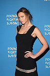 Model Mila Krasnoiarova attends the Foundation Fighting Blindness World Gala Held at Cipriani downtown located at 25 Broadway