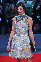 Anna Mouglalis attends the red carpet for the Kineo Award, during the 72nd Venice Film Festival at the Palazzo Del Cinema in Venice, Italy, September 6, 2015.<br /> UPDATE IMAGES PRESS/Stephen Richie