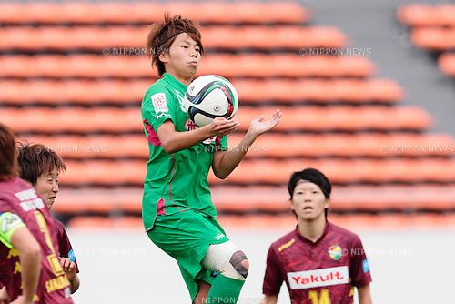 Mina Tanaka (Beleza), <br /> OCTOBER 31, 2015 - Football / Soccer : <br /> Plenus Nadeshiko League 2015 <br /> between NTV Beleza 2-0 Jef Chiba Ladies <br /> at Komazawa Olympic Park Stadium, Tokyo, Japan. <br /> (Photo by AFLO SPORT)