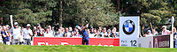 Jamie Lovemark (USA) on the 12th during round 3 of the 2016 BMW PGA Championship. Wentworth Golf Club, Virginia Water, Surrey, UK. 28/05/2016.<br /> Picture Fran Caffrey / Golffile.ie<br /> <br /> All photo usage must carry mandatory copyright credit (© Golffile   Fran Caffrey)