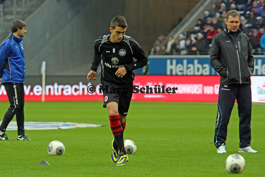 Joselu (Eintracht) - Eintracht Frankfurt vs. TSG 1899 Hoffenheim, Commerzbank Arena