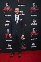 Charlie Weber at the &quot;How To Get Away With Murder&quot; ATAS FYC Event, Sunset Gower Studios, Los Angeles, CA 05-28-15<br /> <br /> David Edwards/Newsflash Pictures 818-249-4998