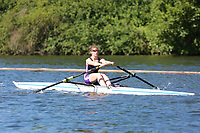 Race: 3  Event: Aspirational 1x<br /> Crew: 54  Club: Reading Univ (A)<br /> <br /> Henley Women's Regatta 2018<br /> Friday<br /> <br /> To purchase this photo, or to see pricing information for Prints and Downloads, click the blue 'Add to Cart' button at the top-right of the page.