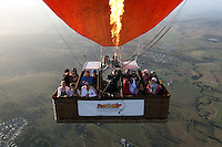 20131008 October 08 Hot Air Balloon Gold Coast
