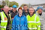 Brake early<br /> ----------------<br /> Having fun at the Rally of the Lakes in killarney last Sunday were L=R Pat Russell,Tony Kelliher,Catherine Brosnan,Niall Myers,Donal Flynn&amp;John Daly,all Killarney and listowel
