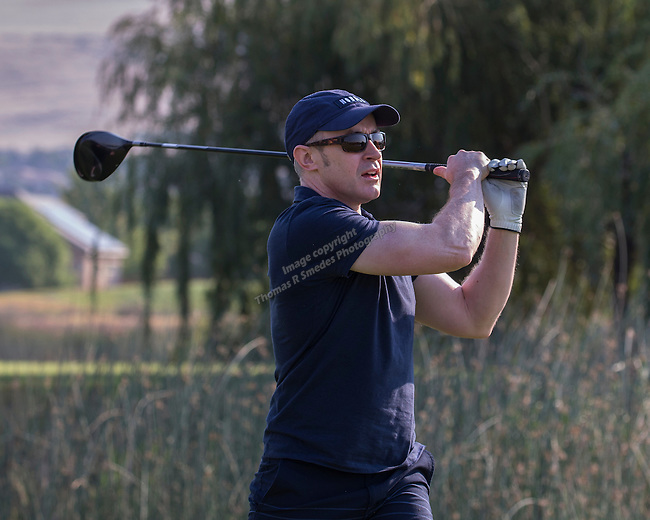 Mark Creighton at the Microsoft 8th Annual Charity Golf Tournament held at Red Hawk Golf and Resort in Sparks on Friday, August 19, 2016.