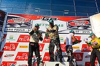 SÃO PAULO, SP, 31.07.2016 - FORMULA-TRUCK - Paulo Salustiano, vencedor da etapa São Paulo da Formula Truck  no Autódromo de Interlagos, na região sul de São Paulo neste domingo (Foto: Adar Rodrigues/Brazil Photo Press)