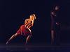 London, UK. 03.11.2015. Rambert presents the London premiere of Transfigured Night by Kim Brandstrup, part of their show at Sadler's Wells 3-7 November 2015. Photo shows: Simone Damberg Würst & Miguel Altunaga. Photo - © Foteini Christofilopoulou.