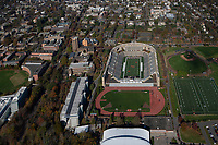 aerial photograph Princeton University Stadium, Princeton, Mercer County, New Jersey