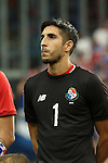 13 July 2015: Jaime Penedo (PAN). The United States Men's National Team played the Panama Men's National Team at Sporting Park in Kansas City, Kansas in a 2015 CONCACAF Gold Cup Group A match.