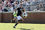 06 November 2016: Notre Dame's Sean Dedrick. The Wake Forest University Demon Deacons hosted the University of Notre Dame Fighting Irish at Spry Stadium in Winston-Salem, North Carolina in a 2016 NCAA Division I Men's Soccer match and an Atlantic Coast Conference Men's Soccer Tournament quarterfinal. Wake Forest won the game 1-0.