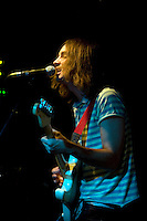 Tame Impala performing at their EP launch, The Tote, 21 November 2008
