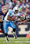 24 December 2006: Tennessee Titans running back Ahmard Hall (45) in action against the Buffalo Bills at Ralph Wilson Stadium in Orchard Park, New York. The Titans edged out the Bills 30-29... ..Mandatory Photo Credit: Ed Wolfstein Photo<br />