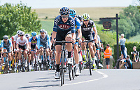 Picture by Allan McKenzie/SWpix.com - 16/07/17 - Cycling - HSBC UK British Cycling Grand Prix Series - Velo29 Altura Stockton Grand Prix - Stockton, England - JLT Condor's Steve Lampier.
