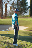 Grant Forrest (SCO) during round 1 of the Portugal Masters, Dom Pedro Victoria Golf Course, Vilamoura, Vilamoura, Portugal. 24/10/2019<br /> Picture Andy Crook / Golffile.ie<br /> <br /> All photo usage must carry mandatory copyright credit (© Golffile | Andy Crook)