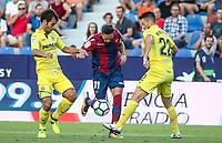 2017.08.21 La Liga Levante UD VS Villarreal CF