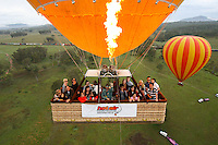 20141206 December 06 Hot Air Balloon Gold Coast