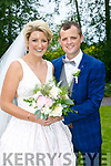 Niamh McCarthy and Ciaran Walsh were married on Saturday 24th June 2017 with a reception at Ballygarry House Hotel