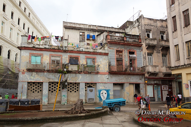 Old Havana Neighborhood
