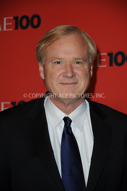 WWW.ACEPIXS.COM . . . . .....May 5, 2009 New York City....News anchor Chris Matthews attends Time's 100 Most Influential People in the World Gala at the Frederick P. Rose Hall at Jazz at Lincoln Center on May 5, 2009 in New York City...  ....Please byline: Kristin Callahan - ACEPIXS.COM..... *** ***..Ace Pictures, Inc:  ..Philip Vaughan (646) 769 0430..e-mail: info@acepixs.com..web: http://www.acepixs.com