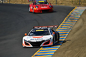 Pirelli World Challenge<br /> Grand Prix of Sonoma<br /> Sonoma Raceway, Sonoma, CA USA<br /> Friday 15 September 2017<br /> Ryan Eversley, Jon Fogarty<br /> World Copyright: Richard Dole<br /> LAT Images<br /> ref: Digital Image RD_NOCAL_17_004