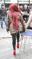NEW YORK, NY - JANUARY 4: Nicole 'Snooki' Polizzi on Access Hollywood to discuss the VH1 reality series Snooki & JWoww. New York City. January 4, 2013. Credit: RW/MediaPunch Inc. /NortePhoto