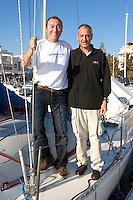 8  .Esp 3000  .Oceanico  .Javier Moreno  .Julio Tudela Marti  .RCN Valencia  .JeanneauOne Desing XXII Trofeo 200 millas a dos - Club Náutico de Altea - Alicante - Spain - 22/2/2008