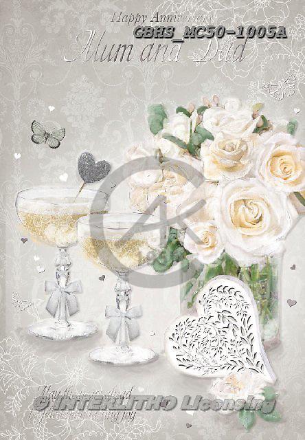 John, WEDDING, HOCHZEIT, BODA, paintings+++++,GBHSMC50-1005A,#w#, EVERYDAY